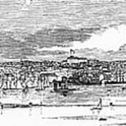 Newport, 1853 Poster