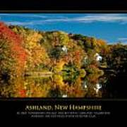 Nh Foilage Poster by Jim McDonald Photography