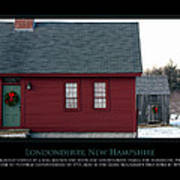 Nh Old Homes Poster by Jim McDonald Photography
