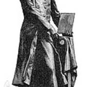 Nicephore Niepce, French Inventor Poster