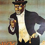 Nick Carter Poster
