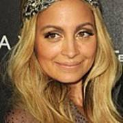 Nicole Richie At A Public Appearance Poster by Everett