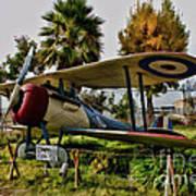 Nieuport 28 Poster