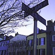 Night In Savannah Poster