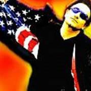 Nixo Bono Poster by Nicholas Nixo