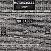 No Cages Poster