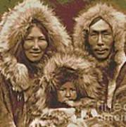 Noatak Family Group Poster
