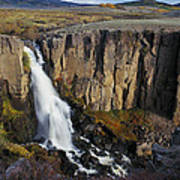 North Clear Creek Falls Poster
