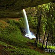 North Falls Cavern Poster