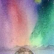 Northern Lights 4 Poster