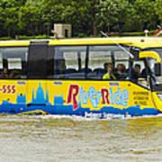 Novel River Boat Poster