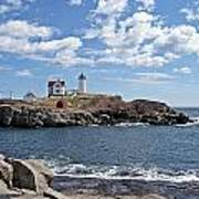 Nubble Light II Poster