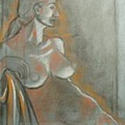 Nude Model  Poster