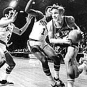 Ny Knicks Dave Debusschere Poster by Everett