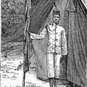 Nyasaland: Consular Staff Poster