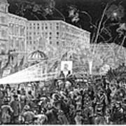 Nyc: Democrat Parade, 1876 Poster by Granger
