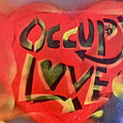 Occupy Crush Love Poster