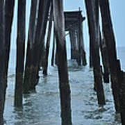 Ocean City 59th Street Pier Poster