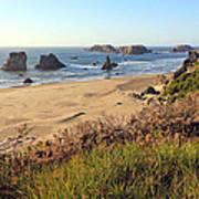 Bandon Oregon Shorelines Poster