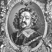 Octavio Piccolomini Poster