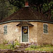Odd Little House Poster