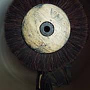 Old Ancient Shoemaker Brush  Poster