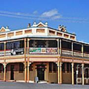 Old Aussie Pub Poster