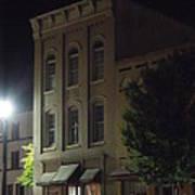 Old Building In Calhoun Ga Poster
