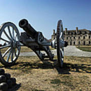 Old Fort Niagara Poster