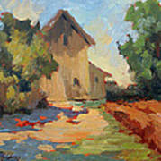 Old Mill Provence Poster