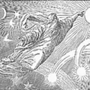 Old Testament: God Poster