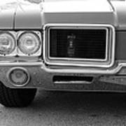 Olds C S In Black And White Poster