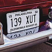 Oldsmobile Rocket 88 Poster