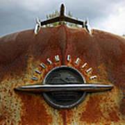 Oldsmobile Poster by Steve McKinzie