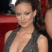 Olivia Wilde At Arrivals For The 67th Poster by Everett