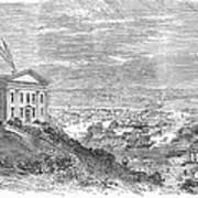 Omaha, Nebraska, 1869 Poster