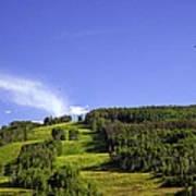 On Vail Mountain II Poster