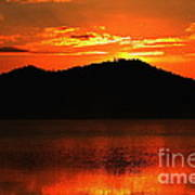 Onaping Canada Sunrise Poster