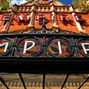Once Was An Empire Poster