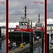 One Tug Two Tug Three Tug More Poster