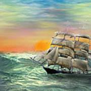 Open Seas Poster