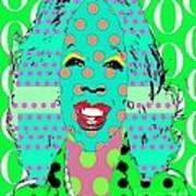 Oprah Poster by Ricky Sencion
