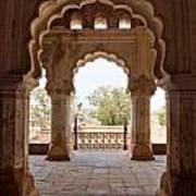 Orchha's Palace India Poster
