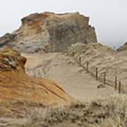 Oregon Sand Dunes Poster