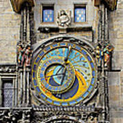 Orloj - Prague Astronomical Clock Poster