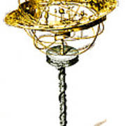 Orrery Illustration Poster by Science Source
