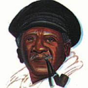 Ousmane Sembene Poster