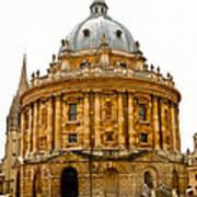 Oxford University Poster