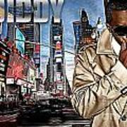P Diddy Poster