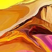Painted Desert 012612 Poster